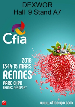 Salon CFIA Rennes du 13 au 15 mars 2018