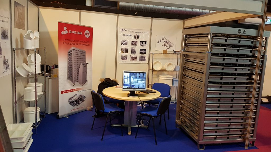 Salon CFIA Rennes: