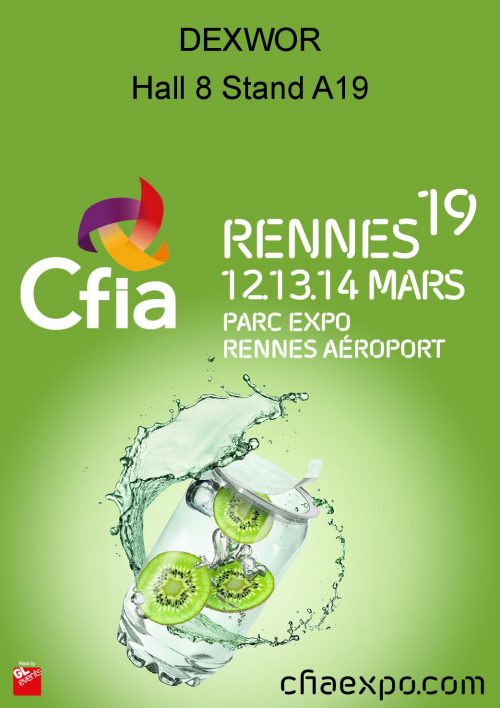 Salon CFIA Rennes 2019